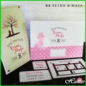 Desain undangan pernikahan dan lain-lain icon