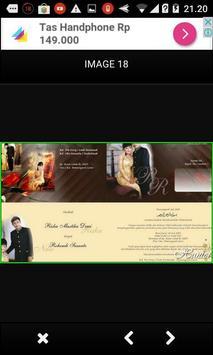 Desain undangan pernikahan dan lain-lain screenshot 1