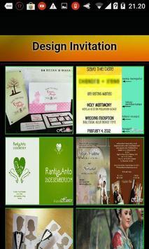 Desain undangan pernikahan dan lain-lain screenshot 3