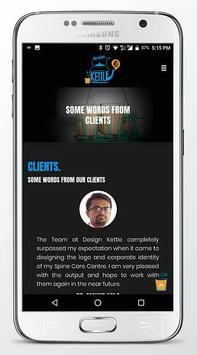 Design Kettle screenshot 6