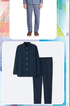 design pajamas for men screenshot 1