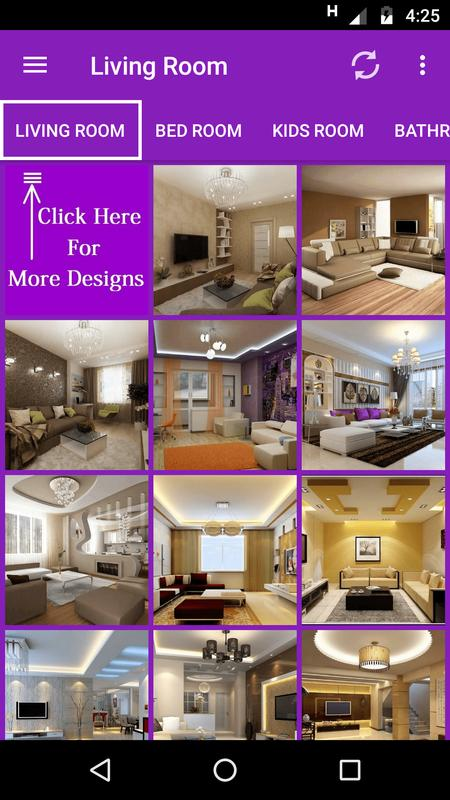 android 用の 5000 living room interior design apk をダウンロード