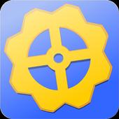 One Click + Widget icon
