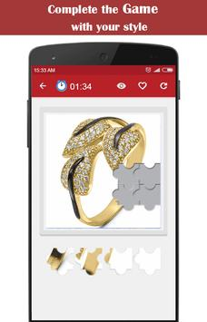 Beautiful Ring Design apk screenshot
