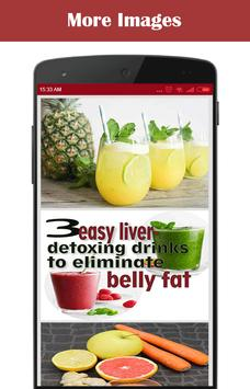 Belly Fat Burning Juice poster