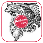 Japanese Tatto Design icon