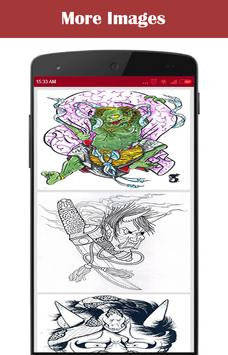 Japanese Tatto Design apk screenshot