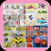 DIY Flower Craft Designs icon