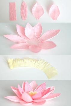 DIY Flower Craft Designs apk screenshot