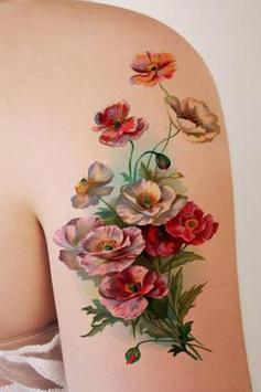 Watercolor Tattoo Ideas apk screenshot