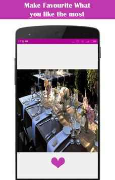 Table Decorations poster