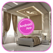 Gypsum Ceiling Decoration Ideas icon