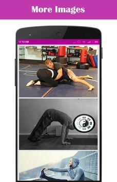 Martial Art Home Workout poster
