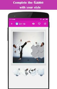 Martial Art Home Workout screenshot 4