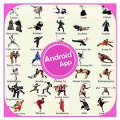 Martial Arts Techniques icon