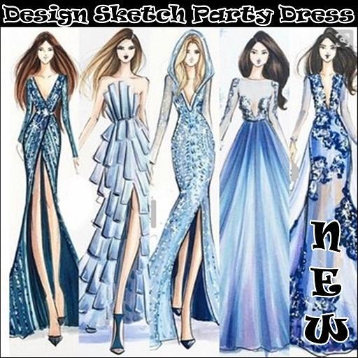 Design Sketch Party Dress Apk 1 2 Download For Android Download Design Sketch Party Dress Apk Latest Version Apkfab Com