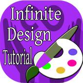 Tutorial by infinite design icon