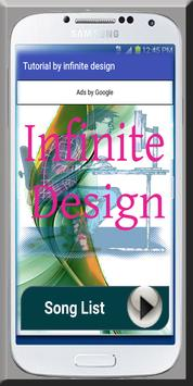 Tutorial by infinite design poster