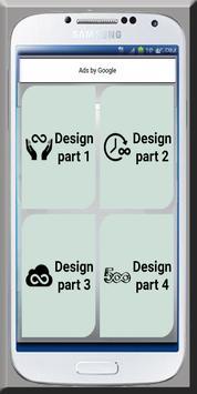 Tutorial by infinite design apk screenshot