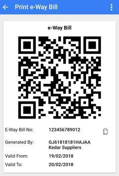 e-Way Bill screenshot 4
