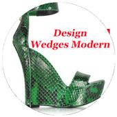 Design Wedges Modern icon