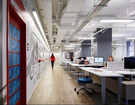 Design Workspace poster