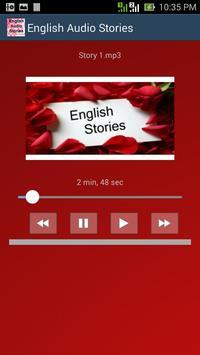 English Audio Stories screenshot 1