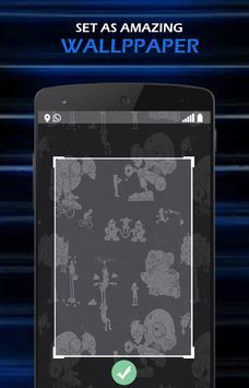 Brave Black Wallpaper screenshot 3