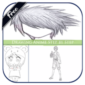 Drawing Anime Step By Step icon