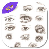 Easy Drawing Realistic Eyes Pour Android Telechargez L Apk