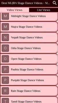 Desi MUJRA Stage Dance Videos - Midnight Maza screenshot 2