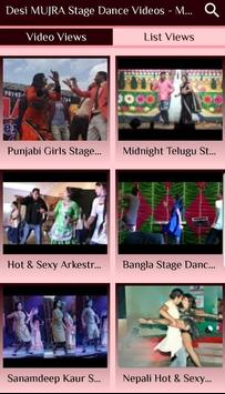 Desi MUJRA Stage Dance Videos - Midnight Maza screenshot 5