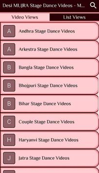 Desi MUJRA Stage Dance Videos - Midnight Maza screenshot 6