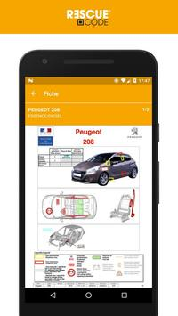 RescueCode apk screenshot