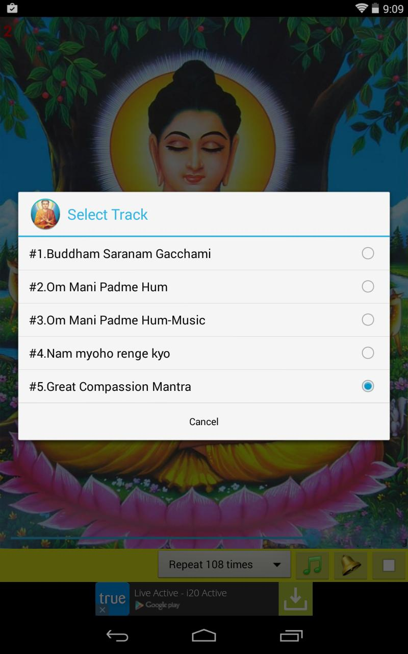 Buddha Chants for Android - APK Download