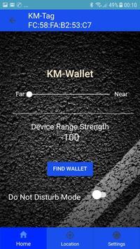 KM Wallet Care screenshot 1