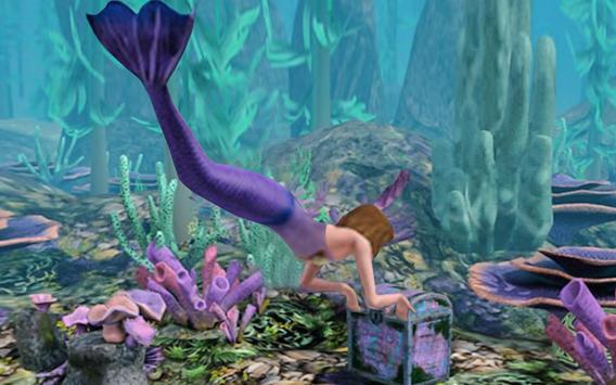 Mermaid Princess Adventure 3d screenshot 10
