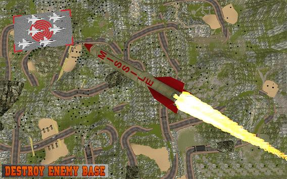 Missile Attack Army Truck 2017: Army Truck Games apk screenshot