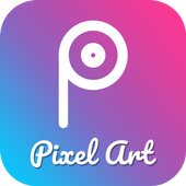 Pixel Art : By Color  Number icon