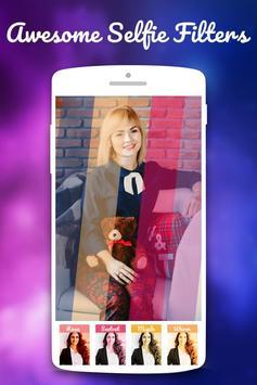 Sweet Selfie - selfie camera, beauty camera screenshot 7
