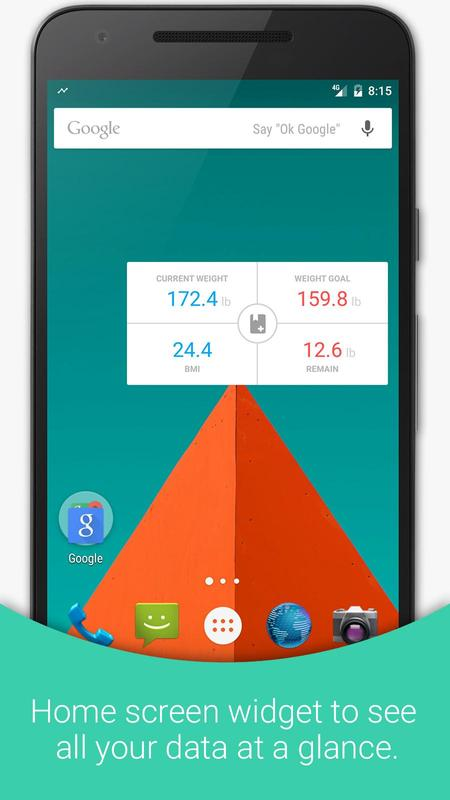 bmi and weight tracker for android apk download