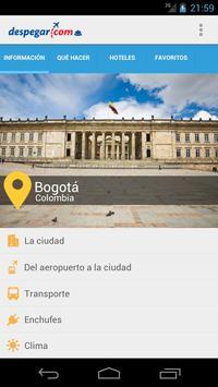 Bogotá: Guia turística poster