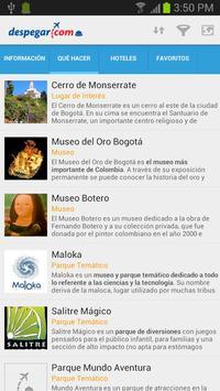 Bogotá: Guia turística screenshot 1