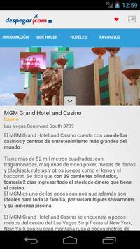 Las Vegas: Guía turística screenshot 3