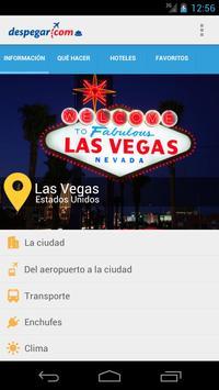 Las Vegas: Guía turística poster