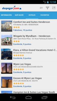 Las Vegas: Guía turística screenshot 2