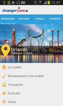 Orlando: Guía turística poster