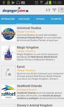 Orlando: Guía turística screenshot 1