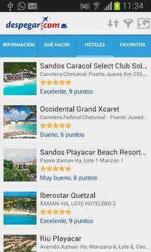 Guía de Playa del Carmen screenshot 2