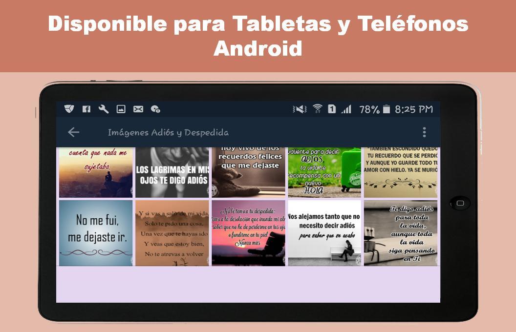Despedida De Amor Frases E Imágenes для андроид скачать Apk